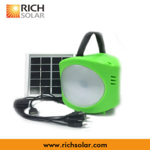 Super Bright Solar LED Lantern Light with USB Phone Charger