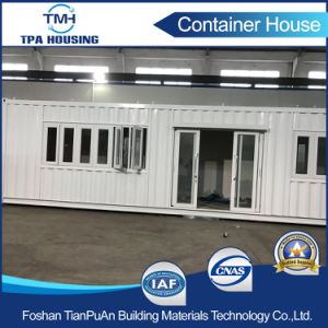 40FT Fancy Design Fast Construction Container House for Office pictures & photos
