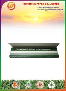 King Slim Size Smoking Rolling Paper with 14GSM Rice Paper pictures & photos