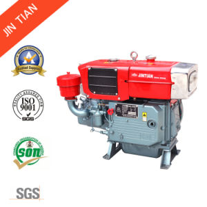 Condenser Cooling Diesle Engine with Light Single Cylinder Diesle Engine (Zs1100nl) pictures & photos