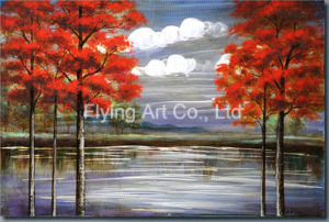 The Best Gift to Your Friend Oil Painting pictures & photos
