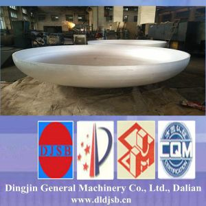 The Elliptical Shell Cover Applied to Gas Separator Made by Dingjin pictures & photos