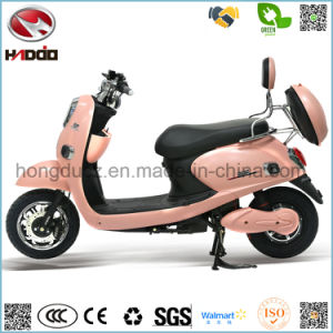 Hydraulic Full Suspension Lead Battery 2 Seats Electric Bluetooth Scooter pictures & photos