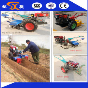 High Quality Hand /Walking 20 HP Tractor for Farm pictures & photos