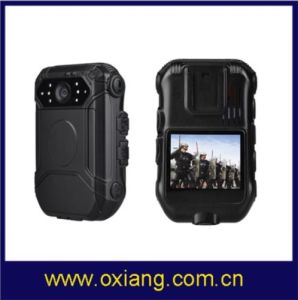 Unique Waterproof 1080P Police Body Wearable Camera with WiFi / Bluetooth / 4G / 3G / GPS pictures & photos