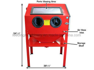 220L 60gallon Sandblast Cabinet Air Tool Gloves Sand Blaster pictures & photos