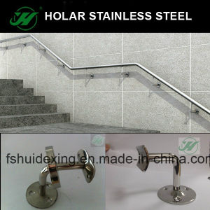 Stainless Steel Stair Handrail Bracket for Handrail pictures & photos