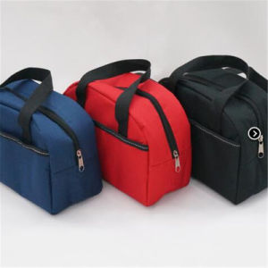 Small Portable Colorful Ice Pack Thermal Insulation Bag Lunch Bag (GB#344) pictures & photos