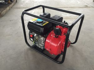 4-Stroke Gasoline 1.5 Inch Gasoline High Pressure Pump1.5 Inch High Pressure Water Pump for Fire Control pictures & photos