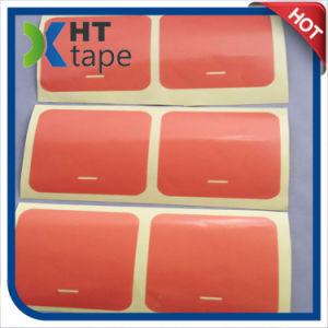 Die Cutting Red Liner Pet Double Sided Tape pictures & photos