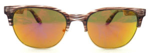 F171078 Hotsale Cheap Price Clubmaster Style Unisex Sunglasses pictures & photos