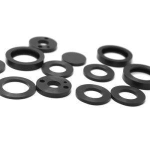Black NBR Auto Rubber Gasket pictures & photos