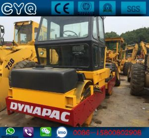 Used Compactor Dynapac Cc21 Road Roller for Sale pictures & photos