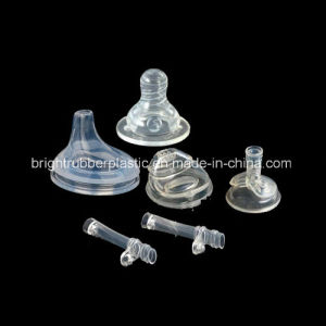 Medical Supplies and Baby Nipples Liquid Silicone Rubber Product pictures & photos