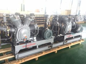 High Pressure Air Compressor/Piston Air Compressor/Pet Blow Molding Machine pictures & photos