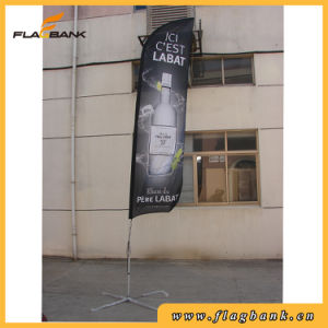 Aluminium Event Promotion Customized Printing Flying Flag pictures & photos