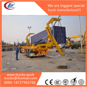 20′-40′ (45′) Self-Loading Container Trailer/Sidelifter/Sideloader pictures & photos