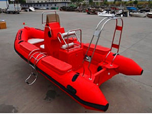 5.20m Fiberglass Boat/ Motor Boat with CE China pictures & photos