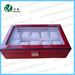 Professsion New Watch Packaging Case (HX-W5012) pictures & photos