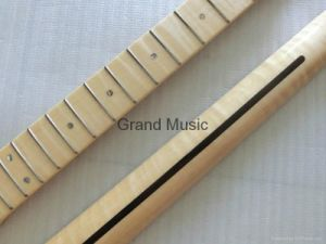 String Instrument / Flamed Maple Tele Style Guitar Neck (TLFM) pictures & photos