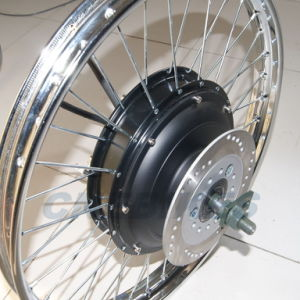 High Speed Hub Motor 70kph-100kph 3kw for Ebike pictures & photos