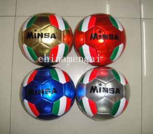 Promotional Soccer Ball Football Ball (HY5097) pictures & photos