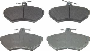 7578 D704 Brake Pad Gdb1312 357698151e for Seat for Volkswagen