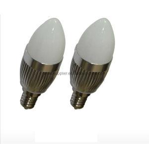 Chandelier E14 LED Bulb 3W, UL Certified (CNC-003)