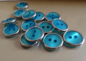 Metal and Resin Combine Garment Clothing Shirt Button pictures & photos