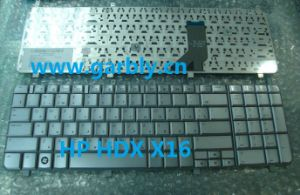 Laptop Keyboard for HP Hdx X16 pictures & photos