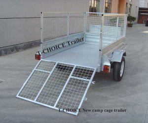 Cage Trailer (WT-B74C)