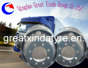 Tubeless Steel Wheel Rim (22.5X7.50) pictures & photos