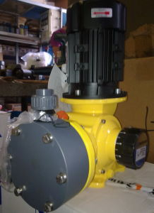 Milton Roy Chemical Dosing Pump (LMI) pictures & photos