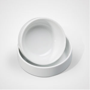 China Low Cost Ceramic Tableware Stackable Round Bowls pictures & photos