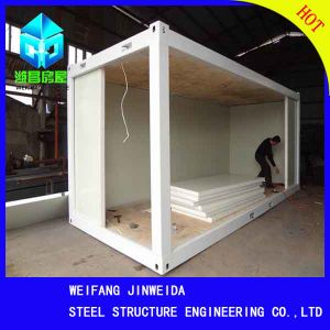 China 20ft/40ft Shipping Container House/Home Container House ...