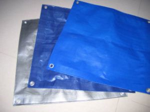Blue Color Tarps