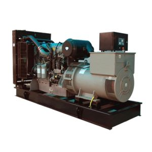 Open Frame Diesel Genset with ISO Ce Certificated pictures & photos