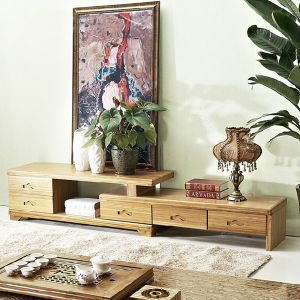 Customize Bamboo Modern TV Table/TV Cabinet for Livingroom pictures & photos