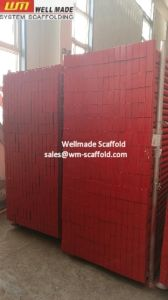 Sgb Standard Cuplock Scaffolding Transom to Gulf Countries pictures & photos