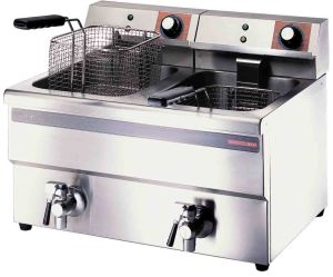 Double Tanks Electric Fryers (FEHCD231) pictures & photos