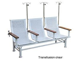 Infusion Chair Hospital Waitting Chair with IV Pole (SC-HF23) pictures & photos