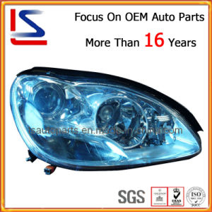 E-MARK Head Lamp for Benz S-Class W220 ′02-′05 (LS-BL-127) pictures & photos