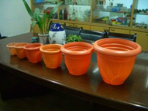 Flowerpot Machine and Mould