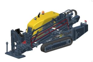 Hl515bhorizontal Directional Drilling Machine