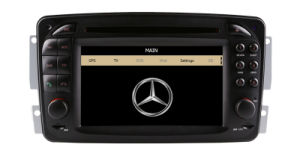 Auto DVD GPS for Mercedes-Benz Clk-W209 Radio Navigation pictures & photos