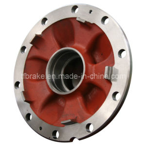 OEM Sand Casting Truck Wheel Hub pictures & photos