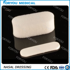 2018 Top Premium Foryou Surgical Highly Abosorbent Hemostatic Nasal Tampon Type B pictures & photos