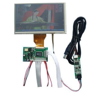 Rg070tn92 7inch TFT LCD Screen with Touch Screen pictures & photos
