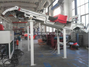 Rubber Sheet Transport Machine From Mill to Extruder