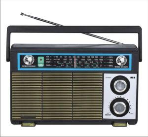 FM/AM/SW1-2 4 Band Radio Receiver